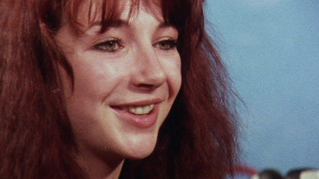 Kate Bush on Nationwide in 1979