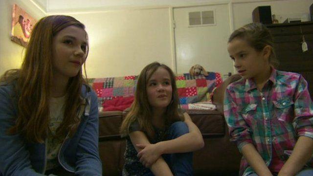 Newsround girls