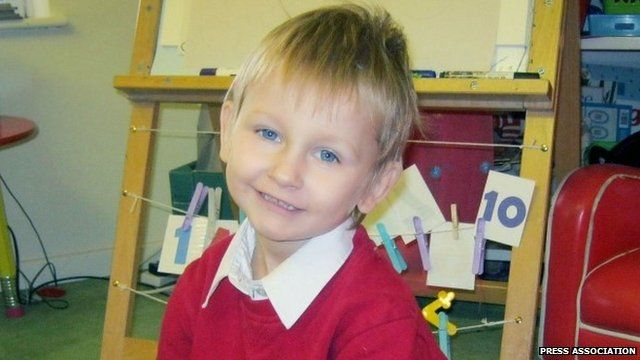 Daniel Pelka, one of many children who died in the hands of those supposed to be caring for them