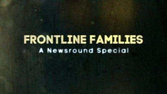 Frontline Families logo