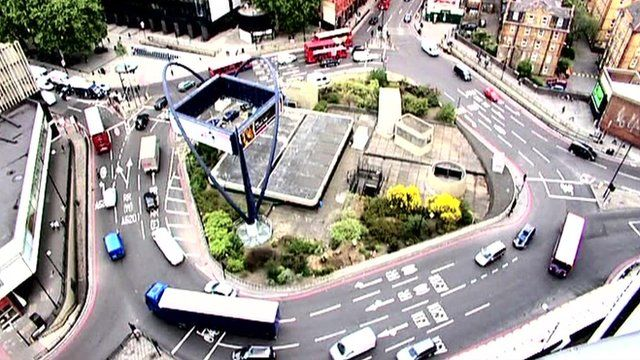 """""""Silicon roundabout"""""""