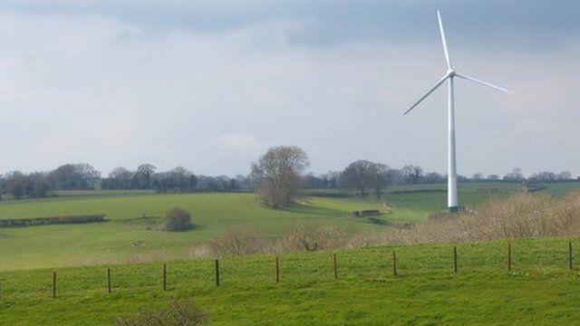 St Briavels windfarm