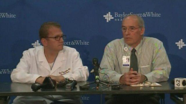 Scott and White Memorial Hospital staff