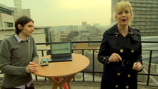 Dr Andrew Grieve and Carol Kirkwood