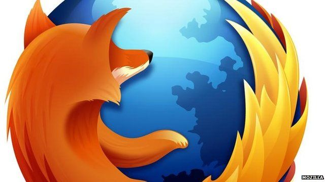 Logo for Mozilla Firefox