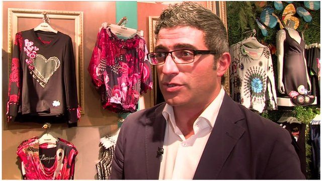 Manel Jadraque, Desigual chief executive