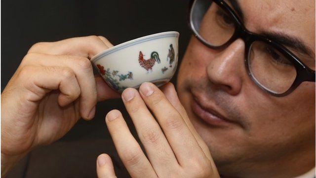 Chicken cup