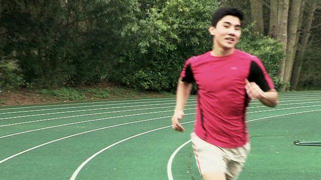 Najib running on track