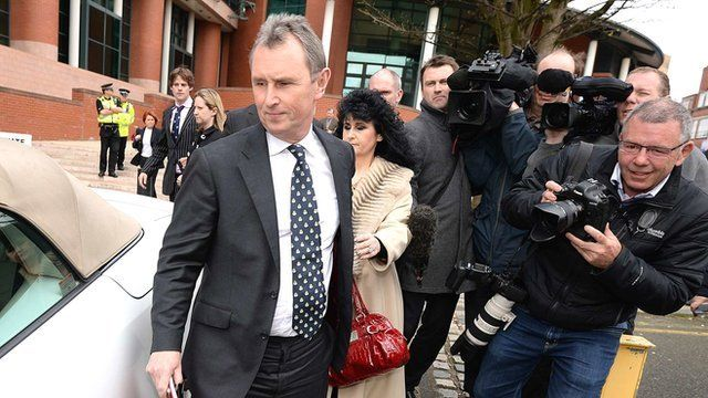 MP Nigel Evans