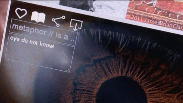 An image of an eye from search engine Yossarianlives
