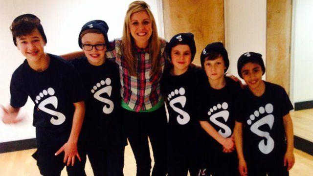 Jenny went to meet street dance crew Diversity to find out why they want more boys to try ballet.