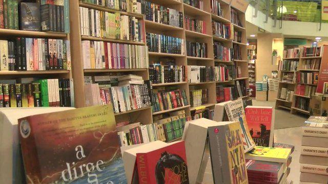 Bookshop in Mumbai