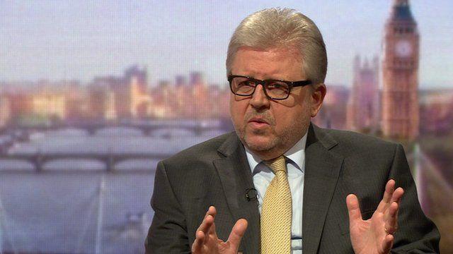 Volodymyr Khandogiy, Ukraine's ambassador to the UK
