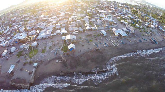 Aerials of Tacloban