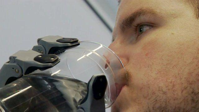 Artificial robotic arm