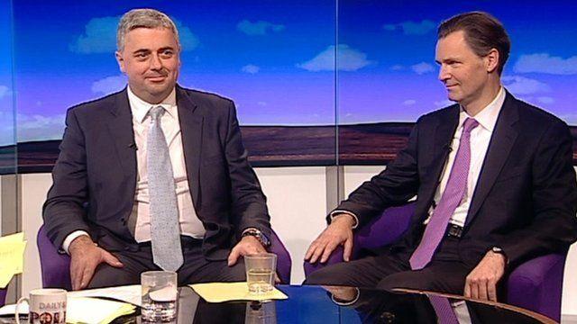 Stewart Wingate and John Holland-Kaye