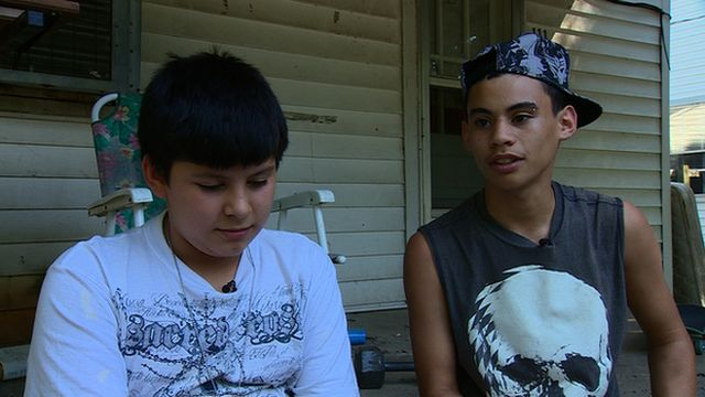 Fernando Rodriguez and Brandon Jayubo