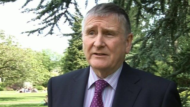 Prof Graham Donaldson