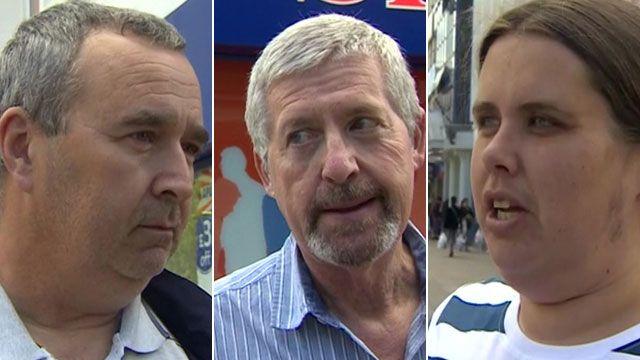Voters in Basildon