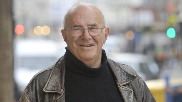 Clive James bicycle