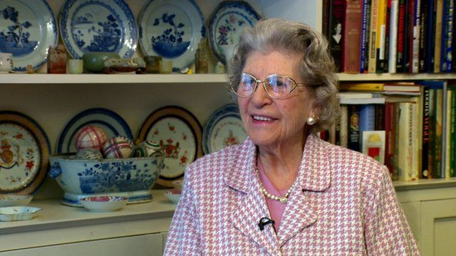 Baroness Trumpington, Conservative peer