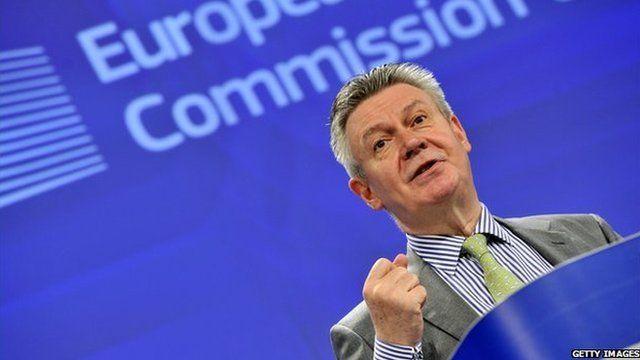 EU Commissioner for Trade Karel De Gucht