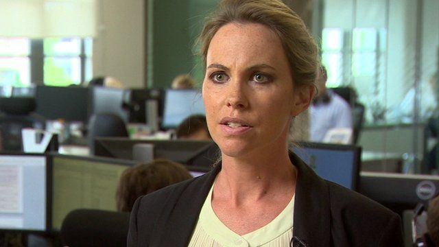Managing Director of Wonga UK Tessa Cook