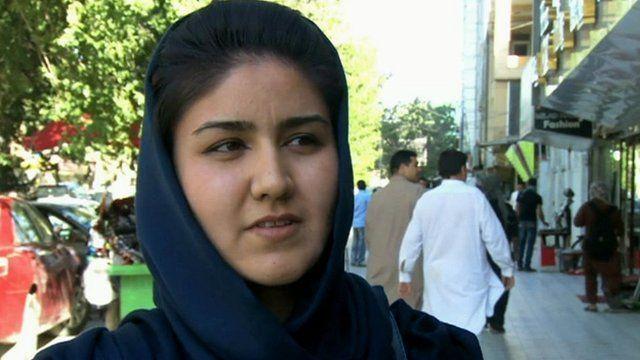 Kabul resident
