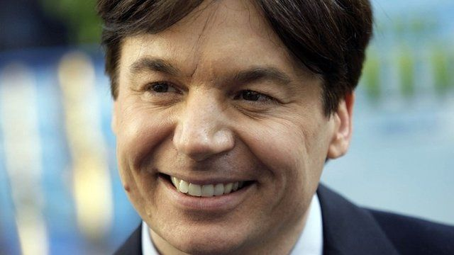 Actor and director Mike Myers