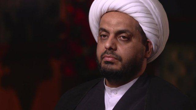 Sheikh Qais al-Khazali