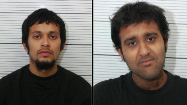 Nahin Ahmed and Yusuf Sarwar