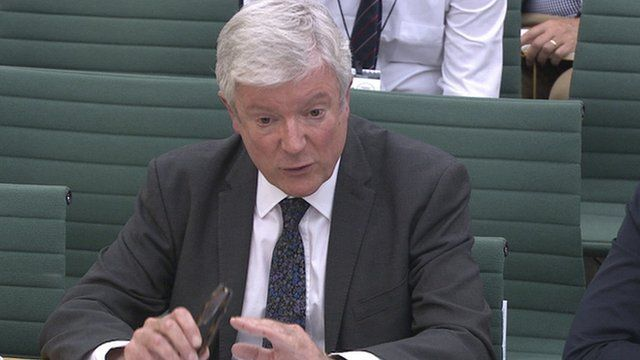 Lord Tony Hall, Director General of the BBC