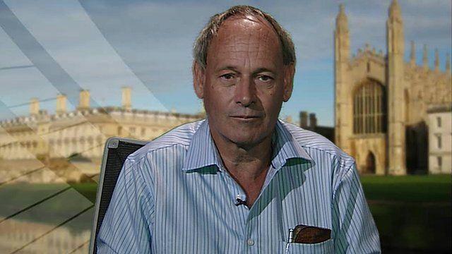 Sir Tony Brenton