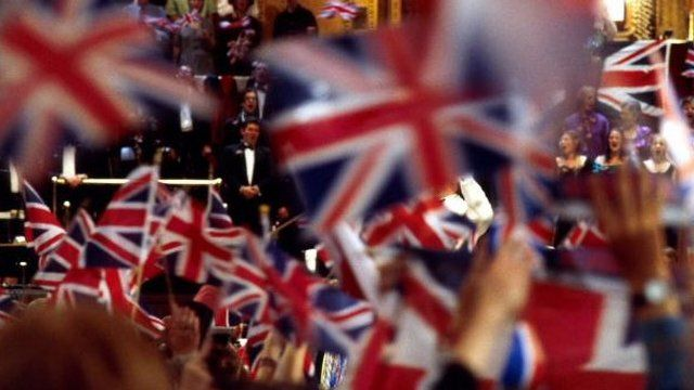 Picture of The Last Night of the Proms