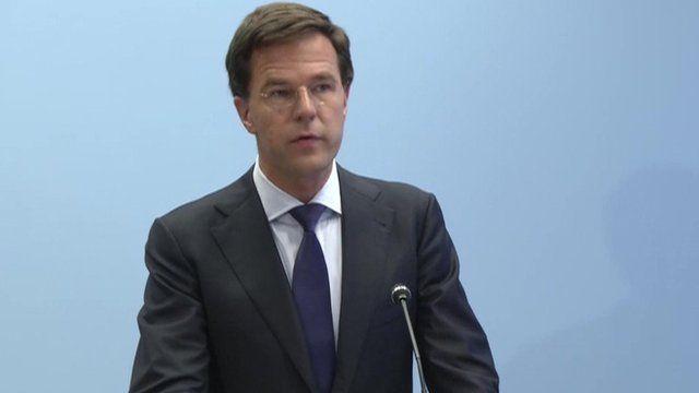 Mark Rutte, Prime Minister of the Netherlands