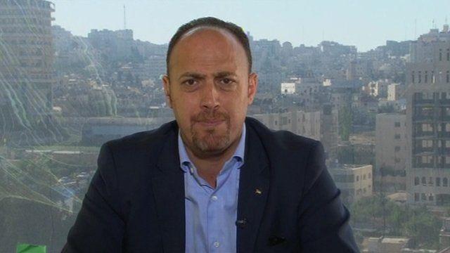 Fatah spokesperson Dr Husam Zomlot