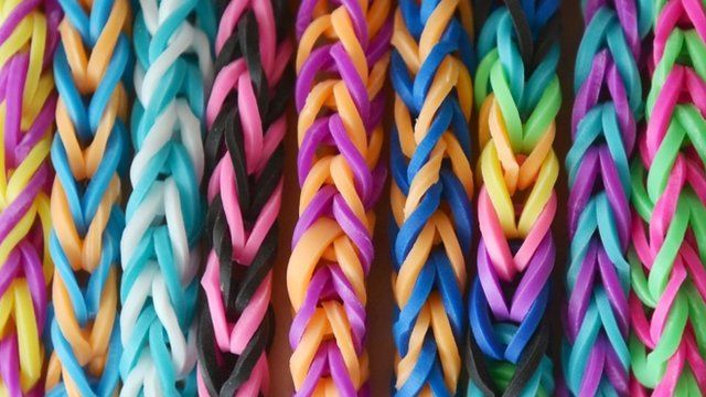 """Loom bands"""