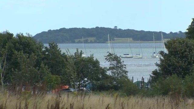About 87 vessels were taking part in the race on Strangford Lough when 20 capsized
