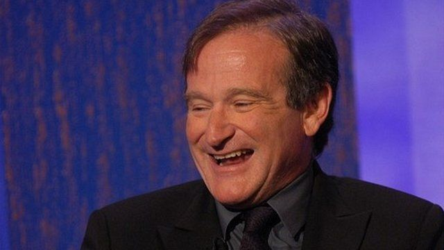 Late American actor, Robin Williams (archive pic from 2002)