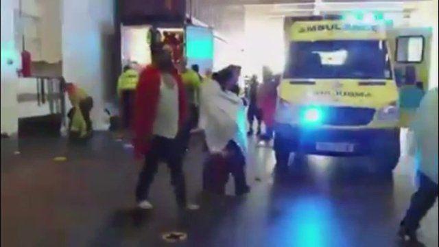Tilbury migrant