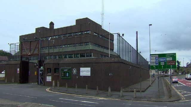 Three men have been arrested in connection with the investigation and are being questioned at Antrim police station