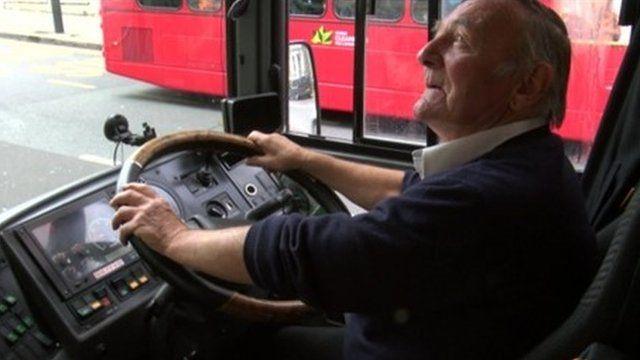 Malcolm the driver