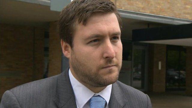 Milton Keynes Council leader Peter Marland