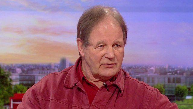 bbc meet the author michael morpurgo war