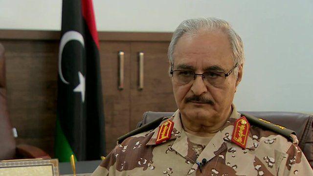 General Khalifa Haftar