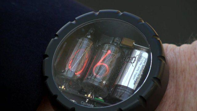 Steve Wozniak's watch