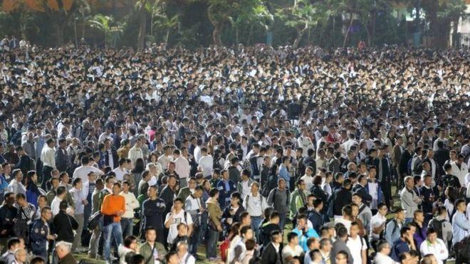 香港「占中」七警案继续发酵 中港反应如何?