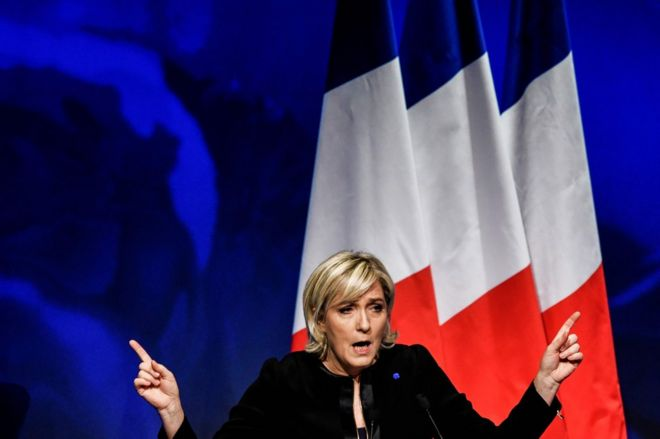 Le Pen - The next after Brexit and Trump? _93971400_037711812-1