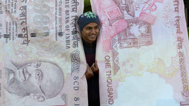 Rupia de India