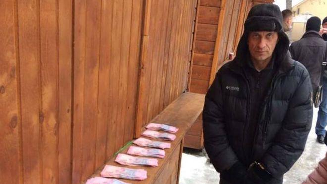 ГПУ підозрює Іштвана Цапа у вимаганні 40 тис грн